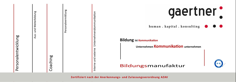 Bildung ist Kommunikation - Unternehmen.Kommunikation.unternehmen
