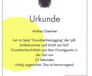 LZB-Urkunde Grundrechte